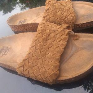 Rip curl Birkenstock sandals